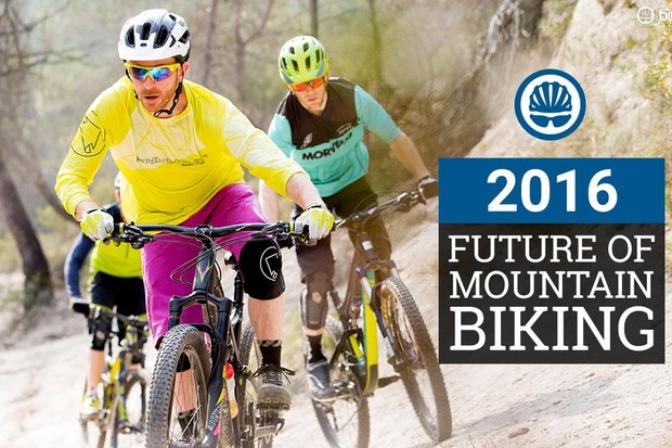 Trends for 2016 from What Mountain Bike's Trail Bike of the Year shootout