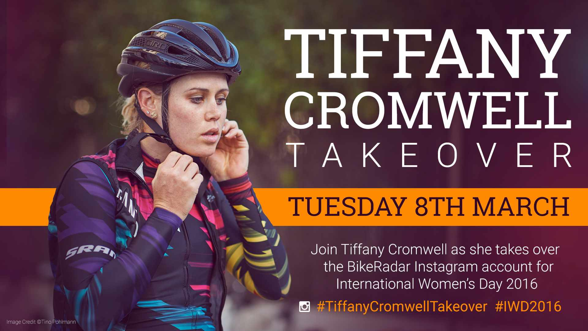 Tiffany Cromwell takes over the BikeRadar Instagram account for International Women's Day on Tuesday 8 March