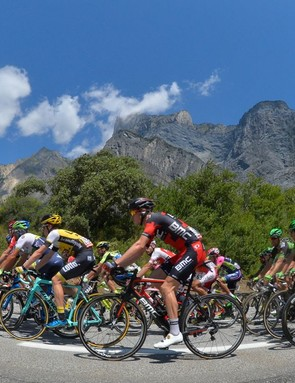 Follow this year's Tour de France over 15 days from Ventoux to Paris
