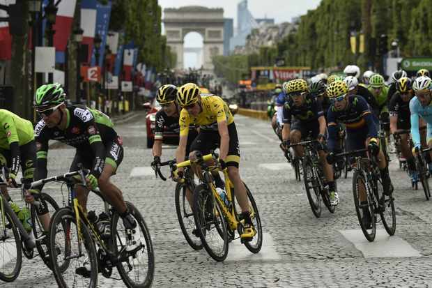 After 21 stages over three weeks the riders will reach Paris - hopefully unscathed