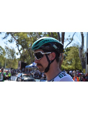 Sagan's new 100% Glendale glasses may just be the most lairy in the whole peloton
