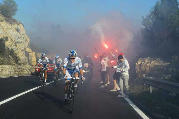 It is possible to become a pro cyclist with diabetes, but you'll need help to manage the condition