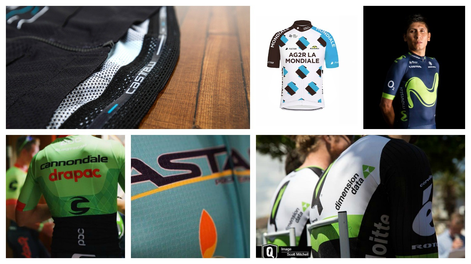 How well do you know the 2017 WorldTour kit? Let's find out…