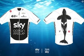 Team Sky's 2018 Tour de France kit