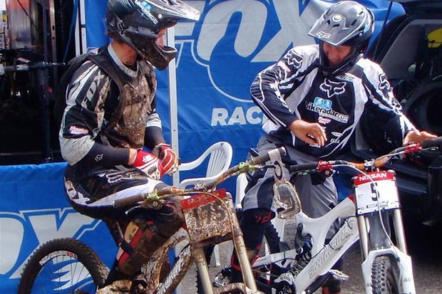 Team BikeRadar report from the MTB World Cup