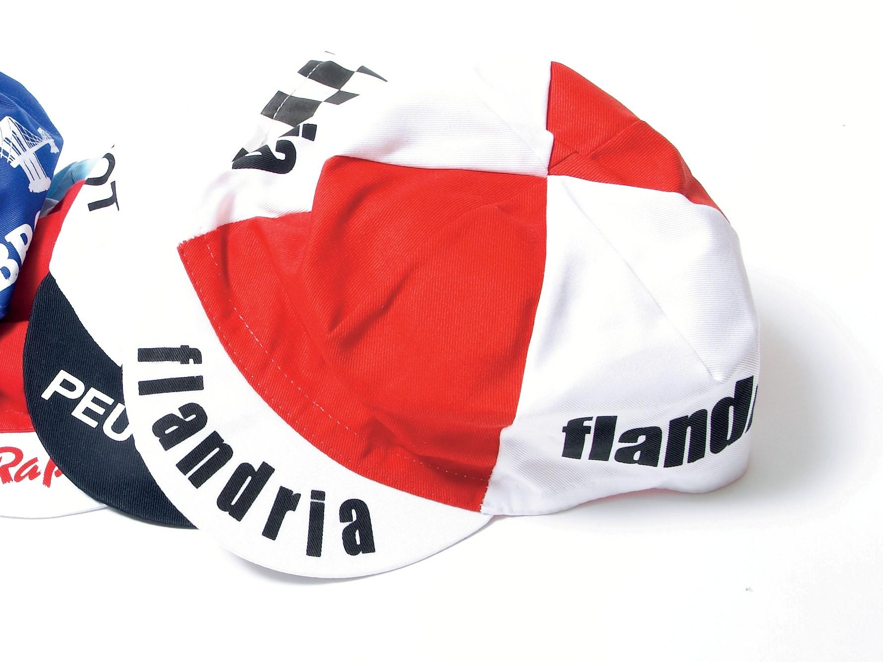 Team cotton caps
