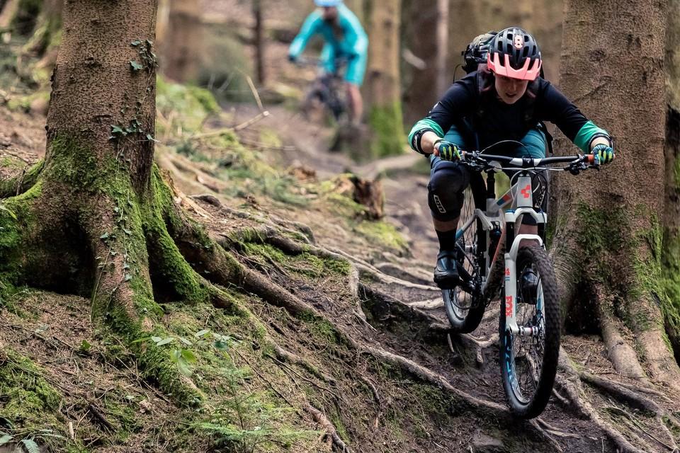How to overcome your fears when mountain biking - BikeRadar