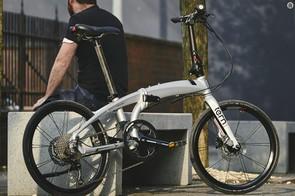 Tern's Verge P10 folding bike