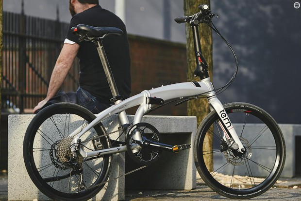 Tern's Verge P10 folding bike