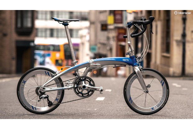 The Tern Verge X18 is quirky, fun and practical for the daily commute