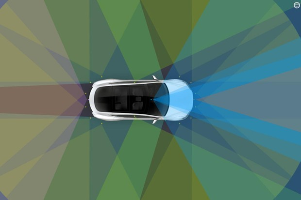All of Tesla's vehicles now come with the hardware needed for autonomous operation