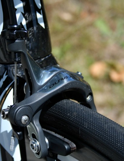 The finished front brake is reportedly even stronger than the already powerful previous version.