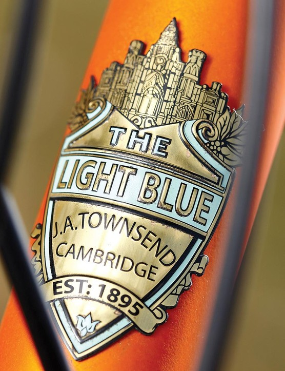 Harking to the famous university's boat club colours, The Light Blue company has a strong connection to Cambridge