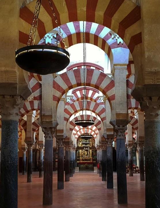The Mezquita in Córdoba