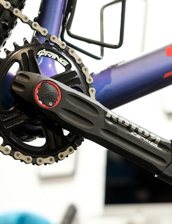 The world's first true two-sided power meter
