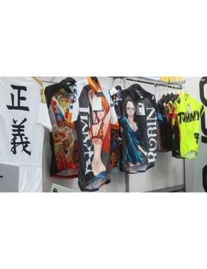 Manga inspired wear belongs at comic conventions