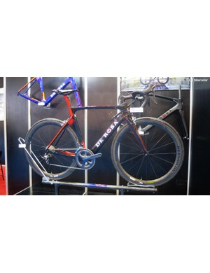 De Rosa's awesome Pininfarina styled Super King SK is always worth a picture