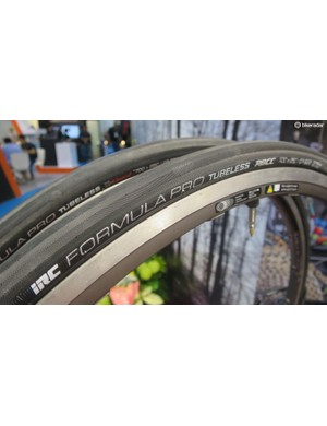 Japanese tyre manufacturer IRC's Formula Pro tubeless road tyres use a compound that contains Rice Bran, which it claims aids grip in adverse conditions. We just think it'd be cool having rice in our tyres