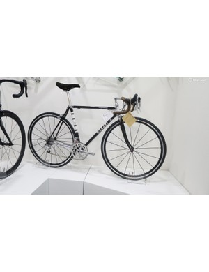 This Casati Vision looks like a beautiful steel machine from afar...