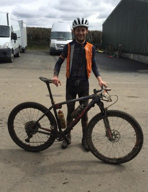 There have been plenty of muddy rides