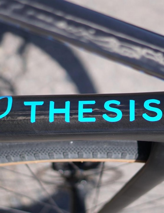 Thesis is a new consumer-direct brand. And it is very consumer direct: straight from the Chinese and Taiwanese factories to your door, with no assembly in between