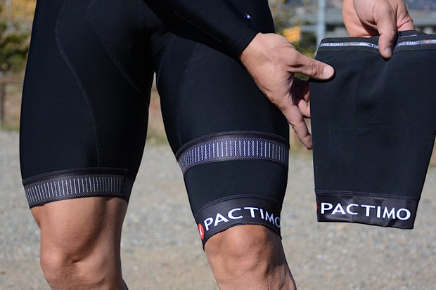 Pactimo's Storm + Thigh Warmer