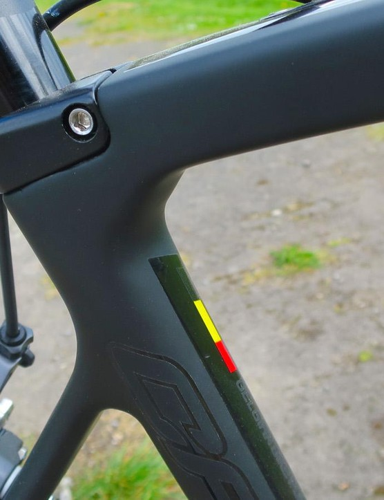 I like the flush-fit integrated seat clamp on the Capella