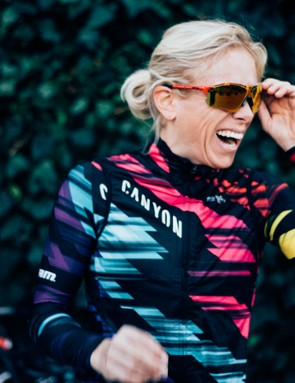 Leah Thorvilson has become the newest member of the Canyon//SRAM team and will be racing in the 2017 season