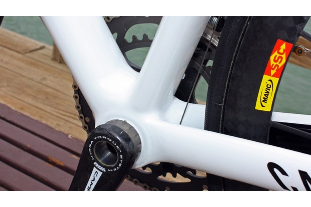 Conventional threaded bottom brackets are still very popular, and for good reason. Canyon, for example, stuck with a threaded shell on its top-end Ultimate CF SLX road frame until 2012