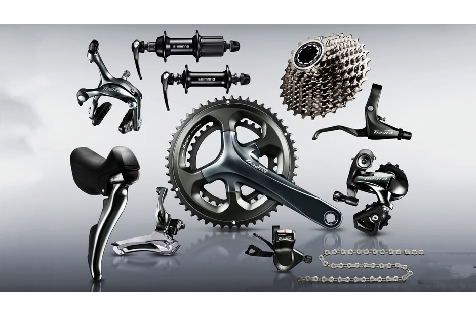 Shimano Tiagra offers a near-105 experience, but with 10-speed