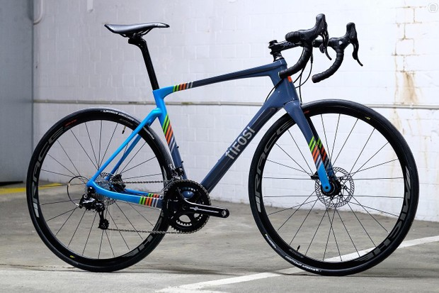 TIfosi recently sent us through its SS26 endurance road bike