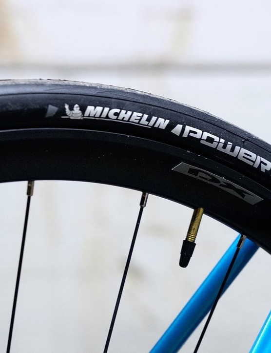Michelin's Power tyres are a great all-round option