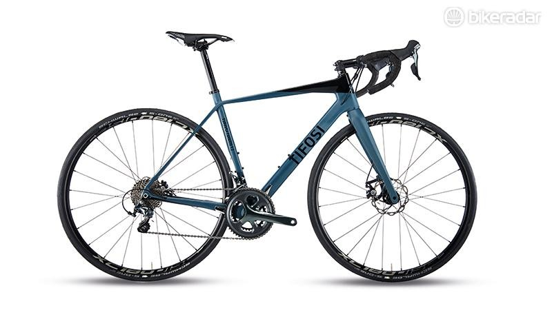 It's not flashy, but we'd call Tifosi's Cavazzo 1.2 a good-looking bike