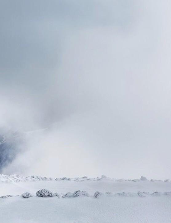 Mt. Washington in winter