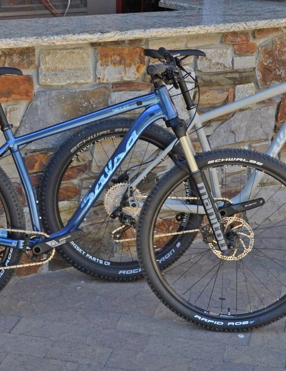 27+ or 29er, the Timberjack is available in both wheel sizes