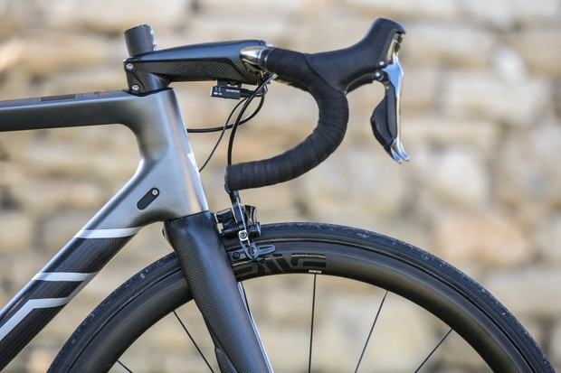 The Time Alpe d'Huez is an all-new lightweight racer that's made in France