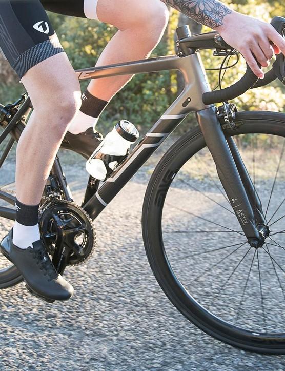 The Alpe d'Huez 01 Ulteam is Time's latest pro-level race bike