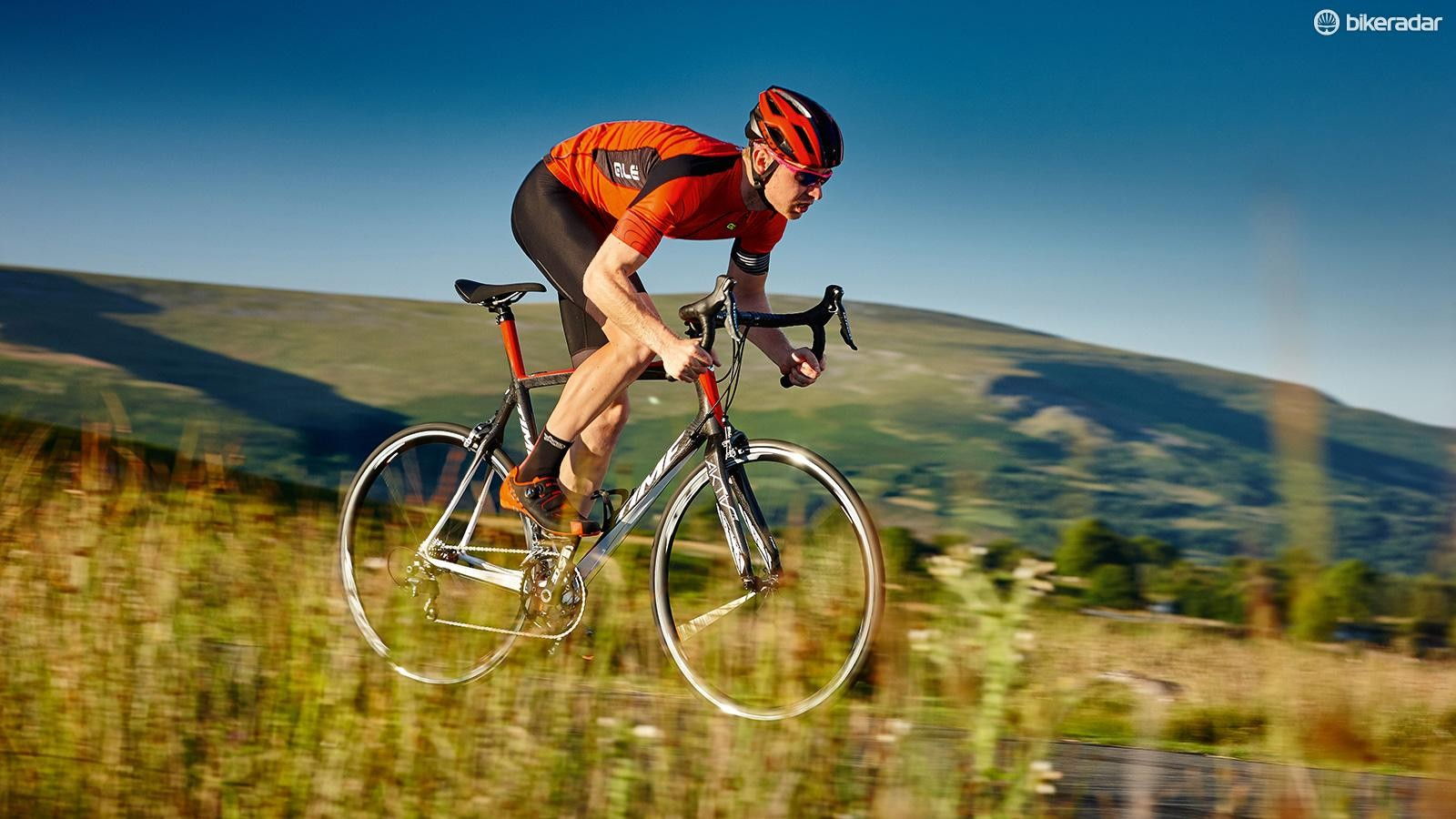 Perform better on your bike by exercising when you're off it