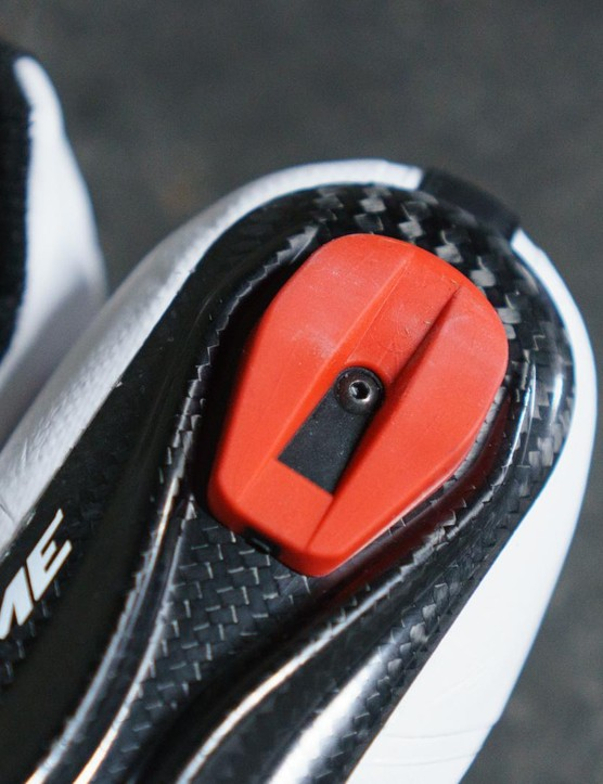 Huzzah for replaceable heel pads!