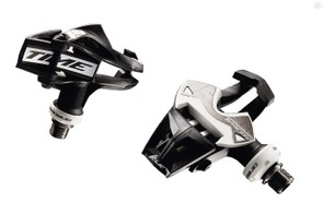 Time's featherweight Xpresso pedals are a good choice if you obsessively count grams