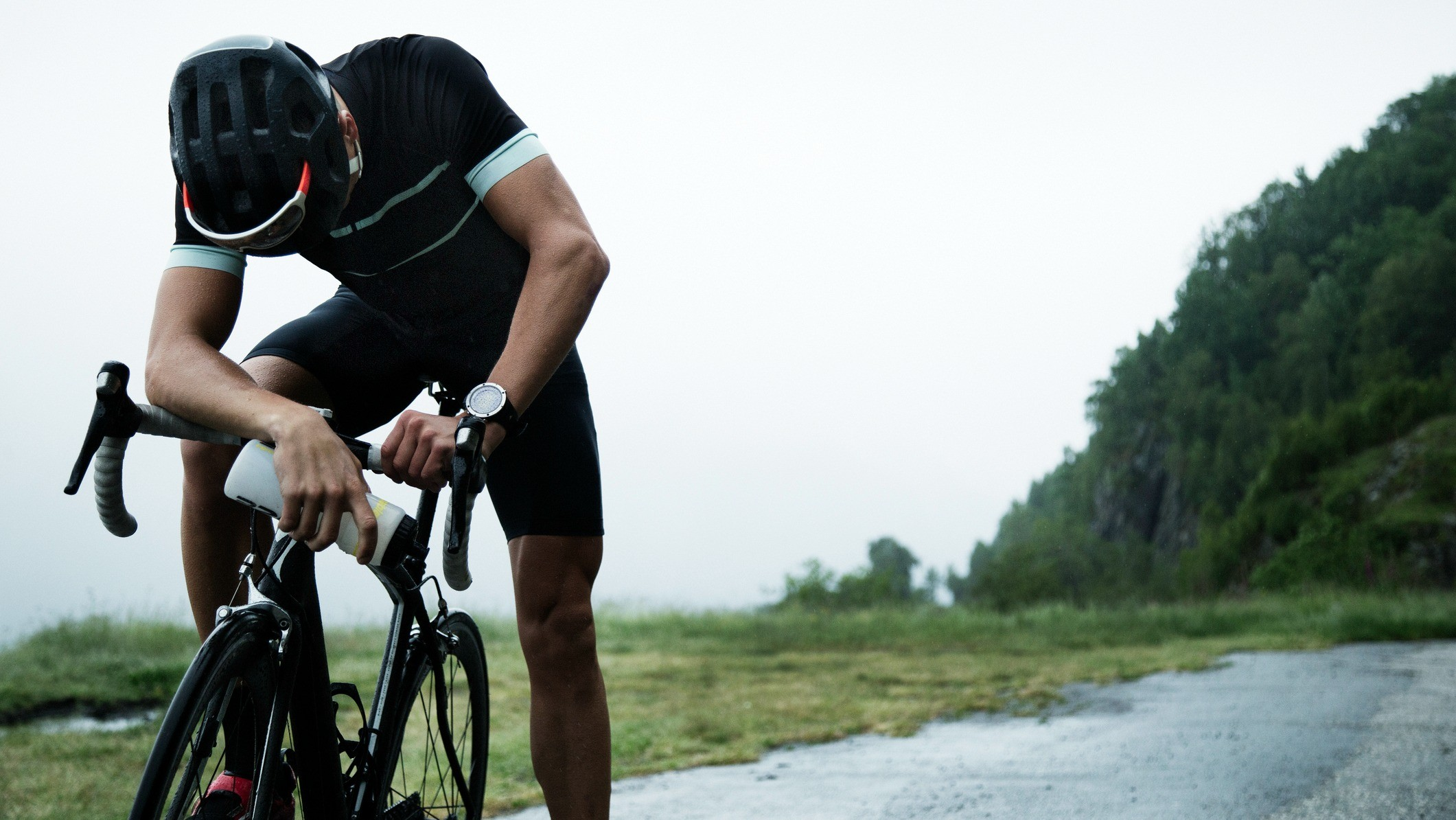 Changes in training patterns are one of the most common causes of knee pain for cyclists