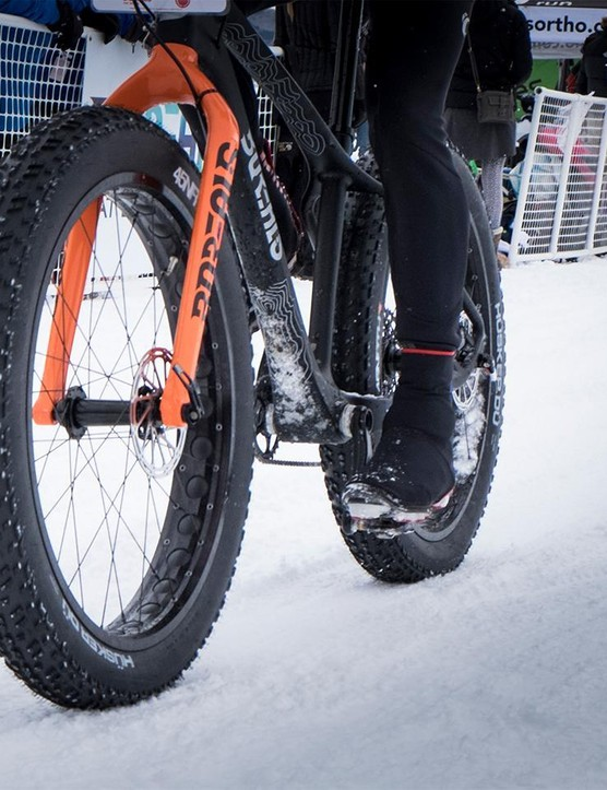 Fat bikes won't die, but they might fade away (slightly)
