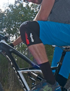 Flexibility is a strong suit for the Speed Knee Sleeves