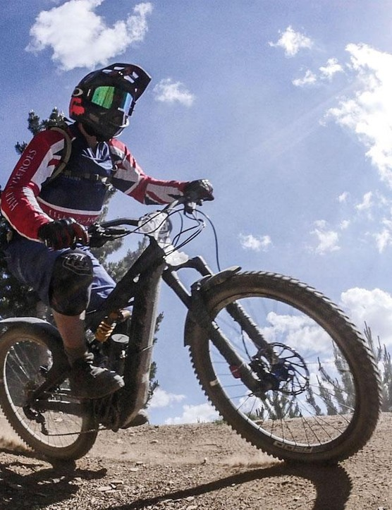 Chris Jones proves wrong those who told him he'd never ride again