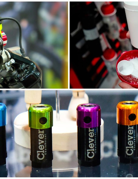 Here's a look at some of the new tools that caught our eye at Interbike 2017
