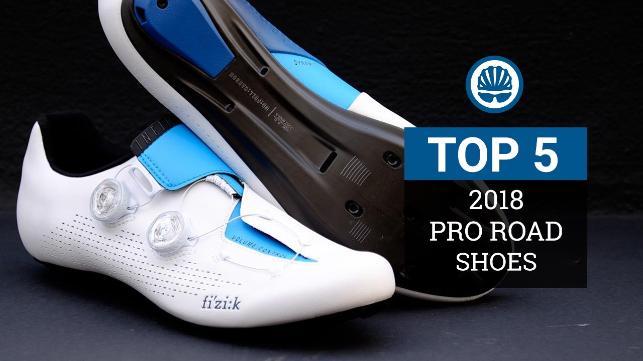 Top 5 pro road shoes of 2018