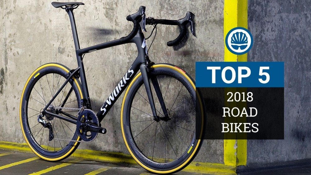 Here are our most interesting road bikes of 2018