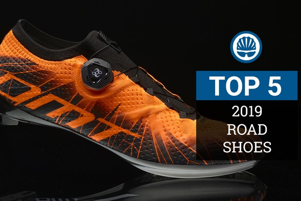 These are BikeRadar's top 5 pro road shoes for 2019