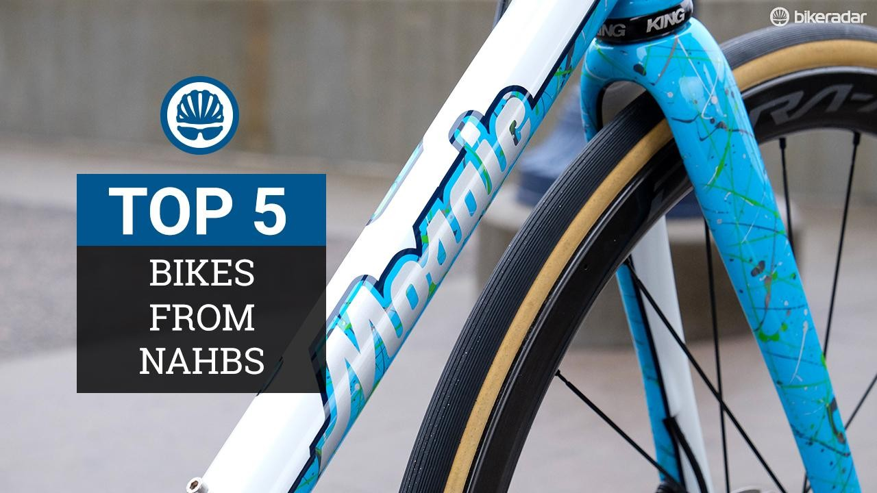 Here are the top 5 bikes that caught our eye at NAHBS 2018