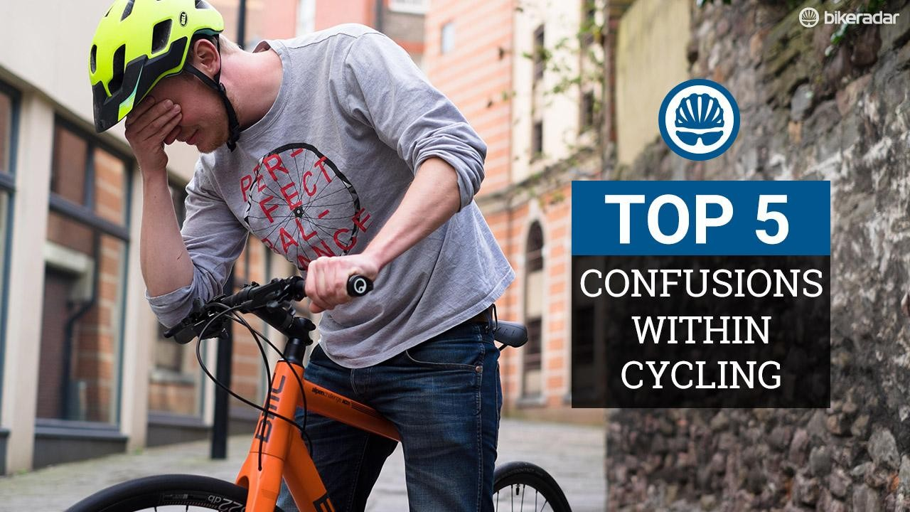 Top 5 most confusing topics in cycling